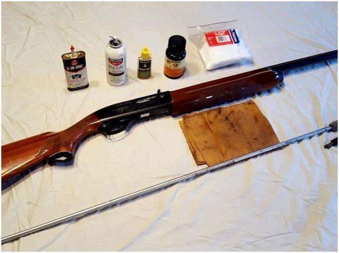 Как чистить ружье: обслуживание ружья 101