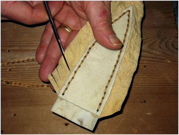Как сделать гильзу для ножа: пошаговая инструкция