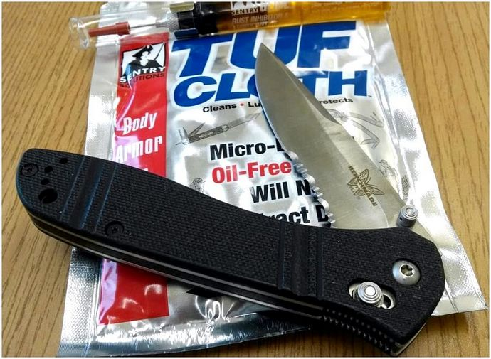 Советы по безопасности для ножей: гарантия вашей безопасности при использовании ножей всех типов