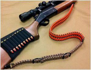 Paracord Rifle Sling: самодельный проект с пошаговыми инструкциями