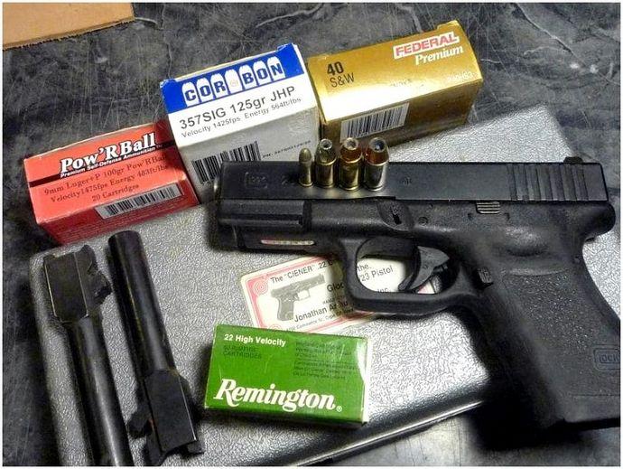 Пистолет для выживания: важные вещи, которые нужно знать