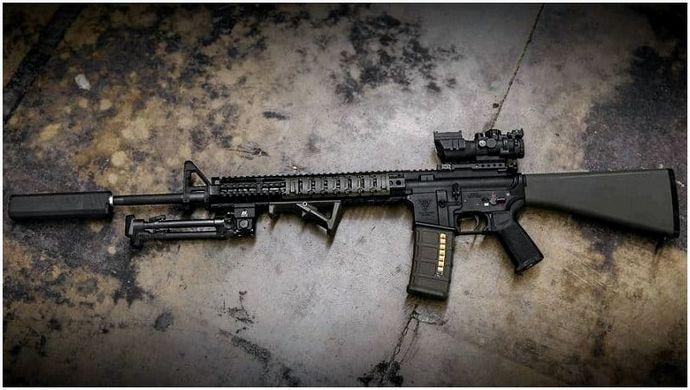 Лучшая винтовка для выживания: как выбрать одну и когда?