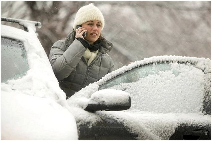 Советы по безопасности для зимнего вождения: как оставаться в безопасности при падении температуры
