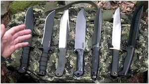 Лучшие боевые ножи на рынке: как выбрать лучший