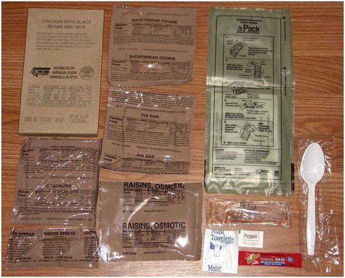 Лучшее аварийное питание: наборы и пакеты DIY для темных времен