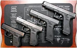 Лучший Глок для покупки: будьте готовы прицелиться и стрелять!
