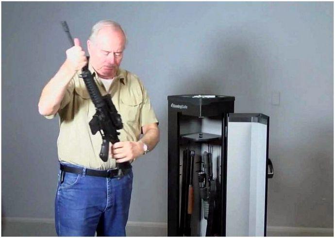 Лучшие сейфы для оружия: лучшие варианты для максимальной безопасности