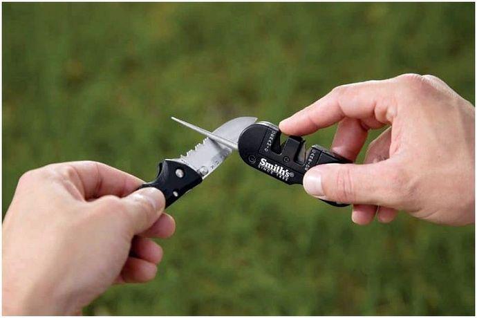 Лучшая точилка для ножей: идеальная точилка для ножа для выживания