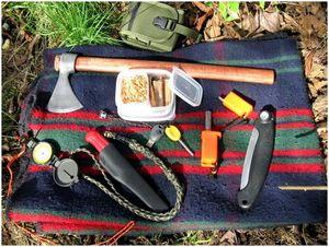 Инструменты Бушкрафта: что нужно для выживания