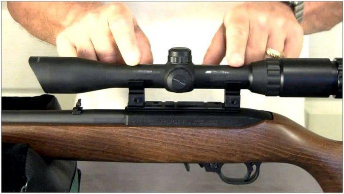 Как увидеть в прицел винтовки: Eyes Wide Shot!