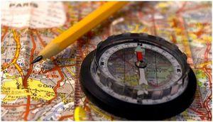 Чтение карт: изучение старых навыков для современности