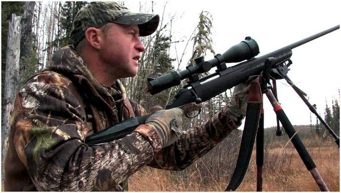 Охота на лося: поймай большую тушу