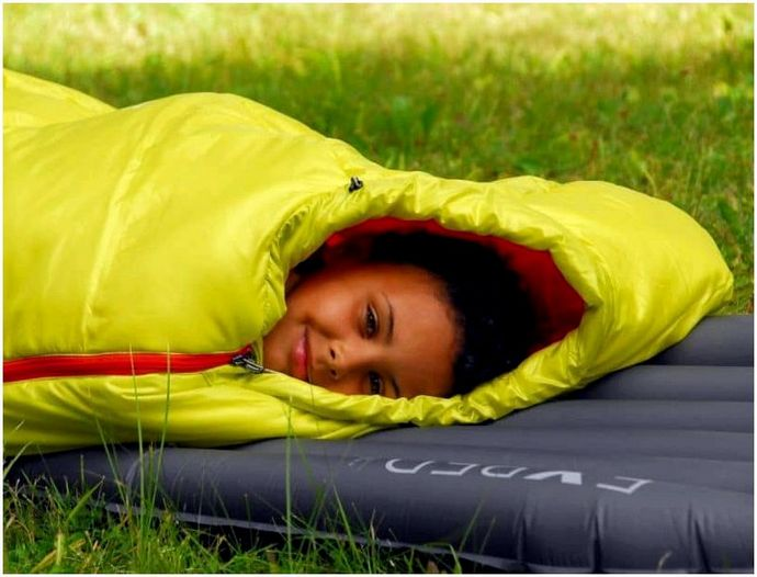 Лучшая спальная подушка с рюкзаком: комфорт для отдыхающих