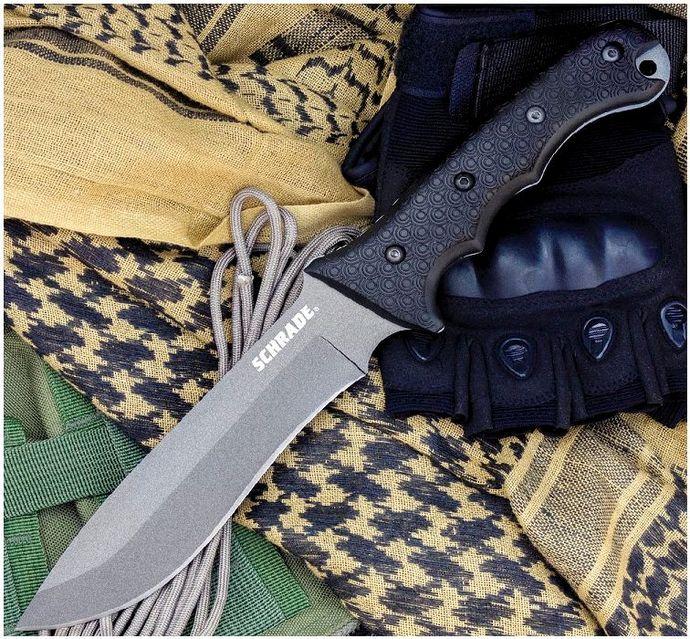 Лучший боевой нож: найдите идеальное оружие для ваших нужд