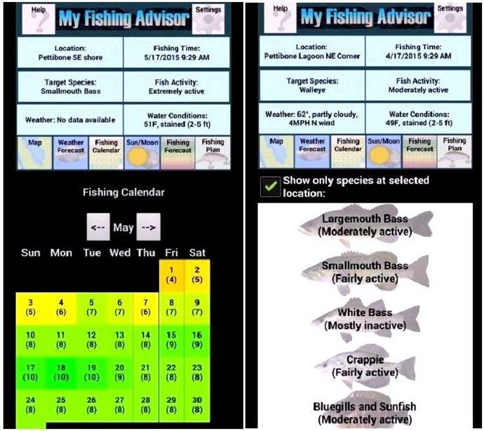 Лучшие рыболовные приложения для вашего смартфона: Обзор