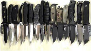 Лучшие ножи с фиксированным лезвием: превосходные инструменты для выживания и использования вне помещений