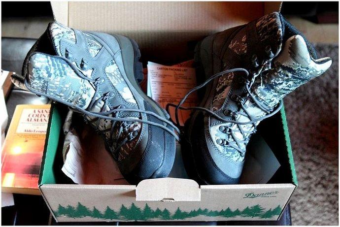 Лучшие охотничьи ботинки: получите идеальную и самую удобную охотничью обувь