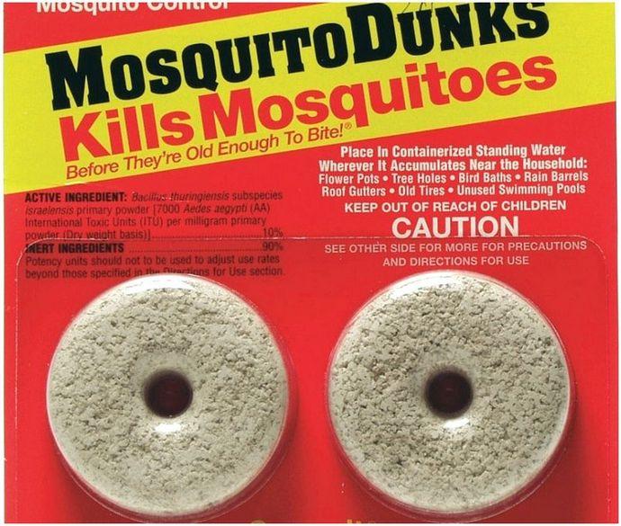 Лучшее средство от насекомых: так жуки не кусаются!