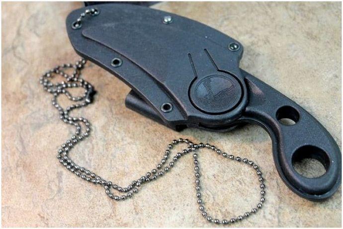 Лучший нож для шеи: все, что нужно знать, чтобы выбрать правильное снаряжение
