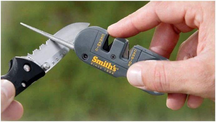 Лучшая точилка для карманных ножей: держите лезвия максимально