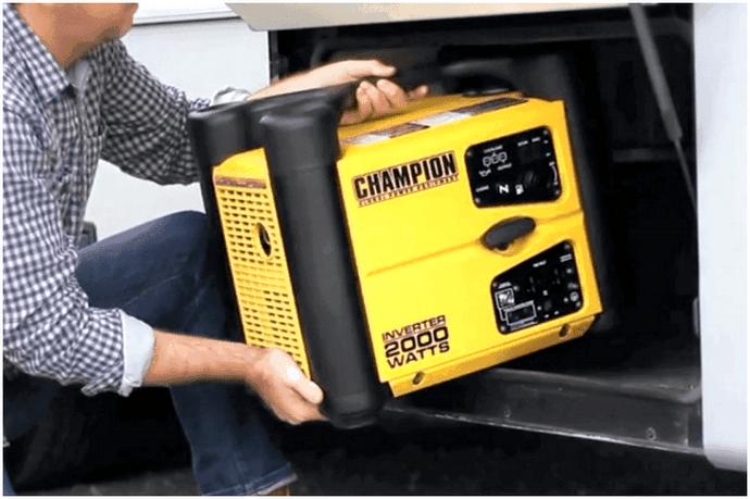 Лучший портативный генератор: общее описание и топ-5 на рынке