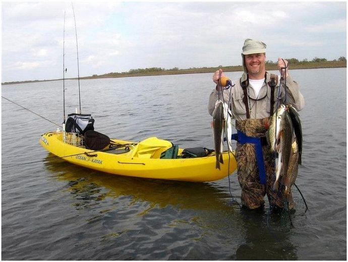 Рыболовный каяк: определения, история, советы о том, как выбрать один