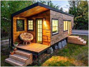 Как построить небольшой дом: Как построить его, используя простые шаги