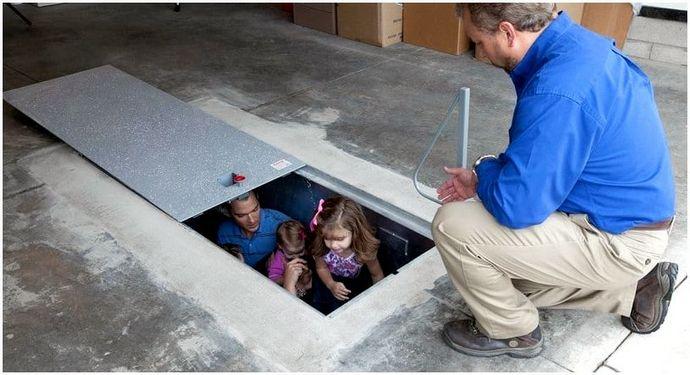 Как построить укрытие торнадо: Полное руководство