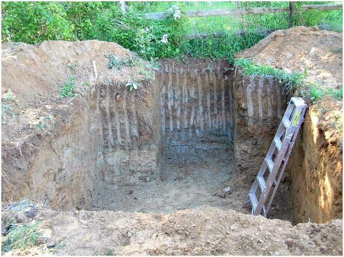 Как построить подземный погреб: все, что нужно знать