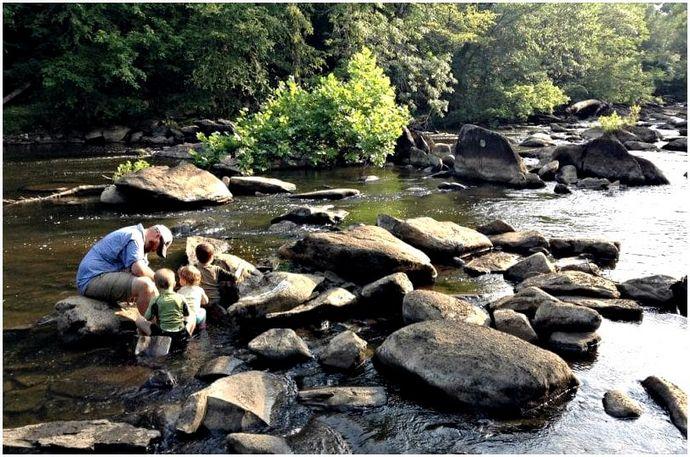 Жизнь вне земли: максимально использовать природу