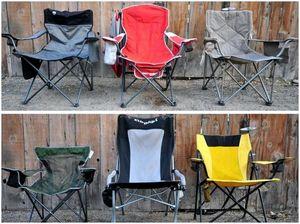 Лучшие кемпинговые кресла: садитесь и отдыхайте
