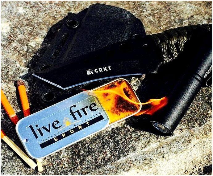Лучший стартер огня: несколько стартеров огня для выживших