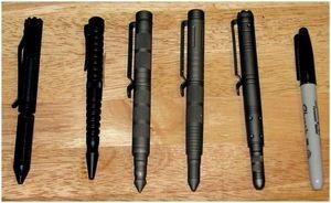 Лучшие тактические ручки: комментарии тактических ручек
