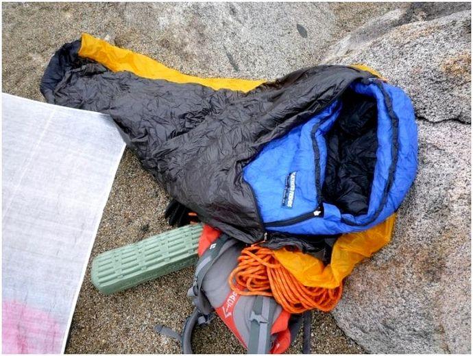 Лучший сверхлегкий спальный мешок: готов к спокойной ночи в вашем магазине
