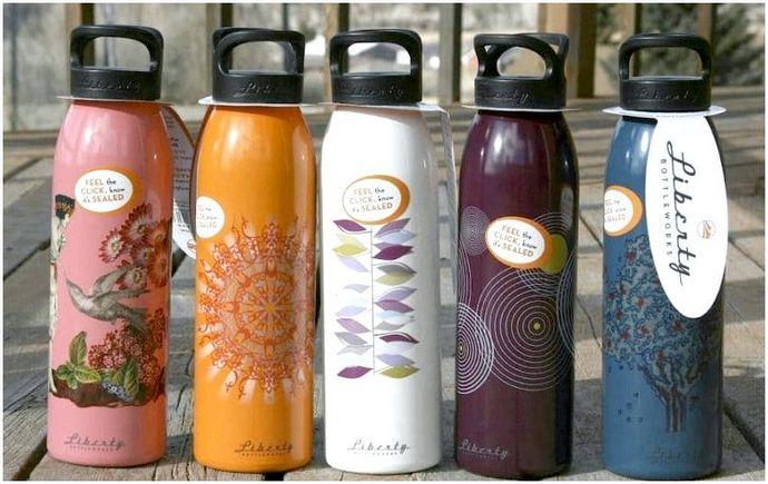 Лучшая бутылка для воды: выберите лучший вариант на рынке (Отзывы)