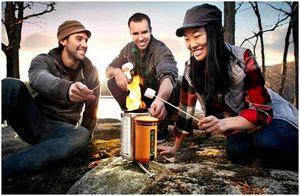 Обзор печи Biolite Camp: лучшая походная печь для использования энергии вне сети