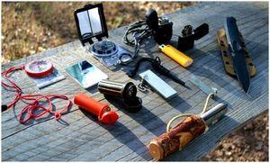 Уличное оборудование для выживания: список предметов, которые должны быть в вашем наборе