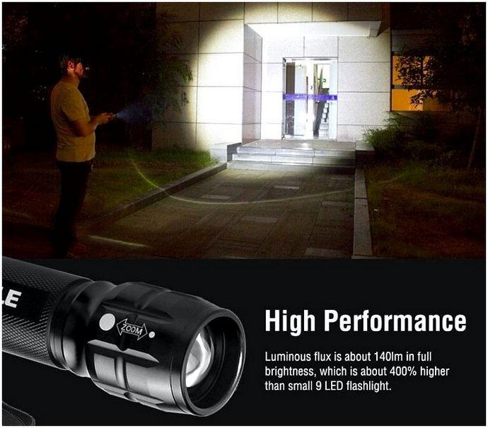 Лучший светодиодный фонарик: лучшие товары, цены, где купить