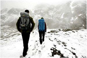 Зимний турист: вещи для добавления в список зимнего туристического снаряжения