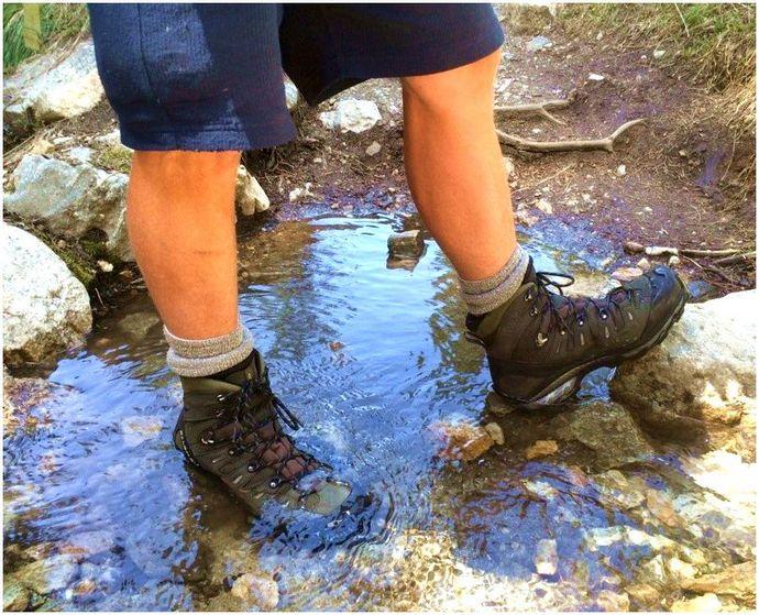 Лучшие ботинки для походов: лучшее для вашего комфорта