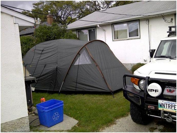 Лучшая палатка для автомобилей: как выбрать лучший товар на рынке