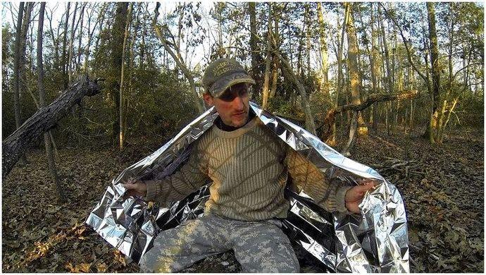 Лучшее аварийное одеяло, которое вы можете получить для похода