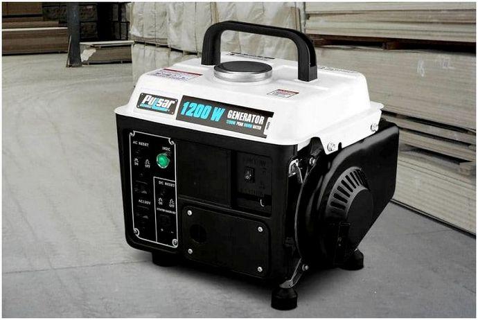 Лучший генератор для кемпинга: не теряй силы
