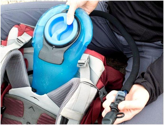 Лучший гидратационный пузырь: как правильно выбрать гидратационный аппарат