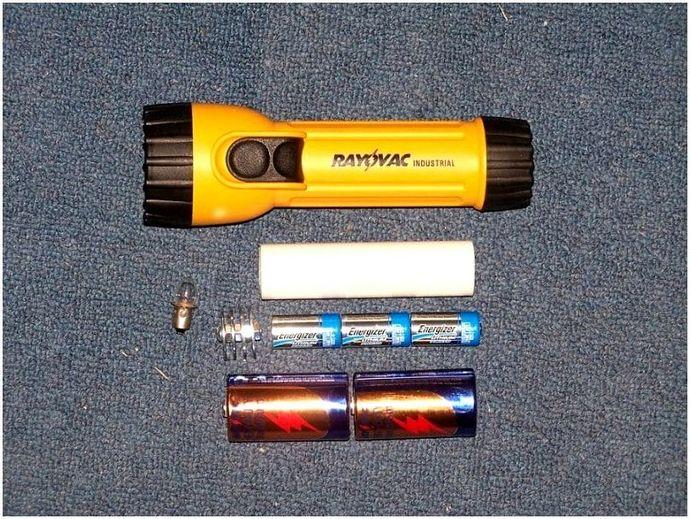 Лучший аккумуляторный фонарик: сравнение лучших продуктов