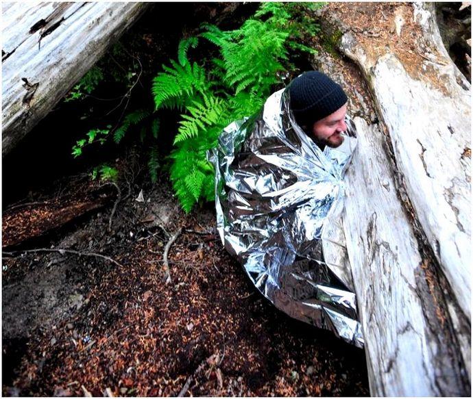 Лучшее выживающее одеяло: флис, шерсть и космические одеяла