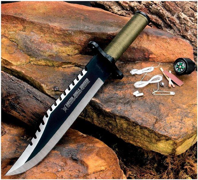 Лучший справочник по ножам для выживания: мнения и советы экспертов