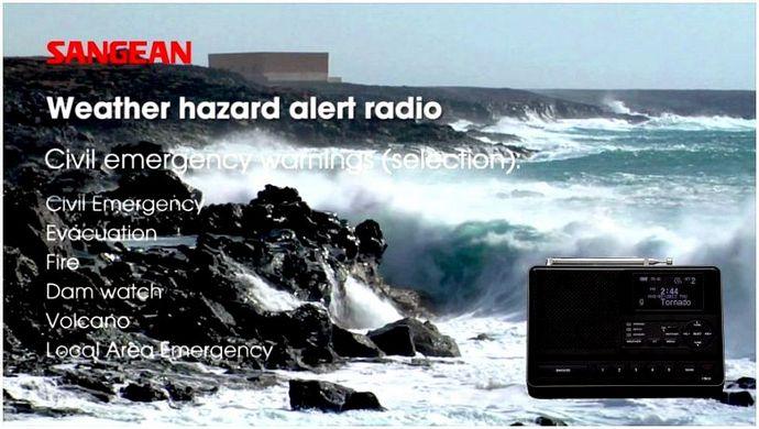 Лучшее погодное радио: получать оповещения о погоде в любое время и в любом месте