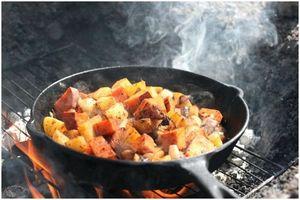 Рецепты костров: больше вкуса и разнообразия для похода