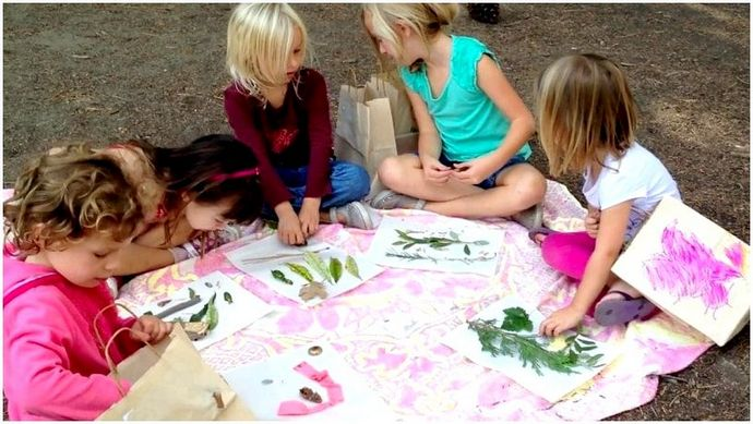 Отдых на природе для детей: лучшие игры с детьми